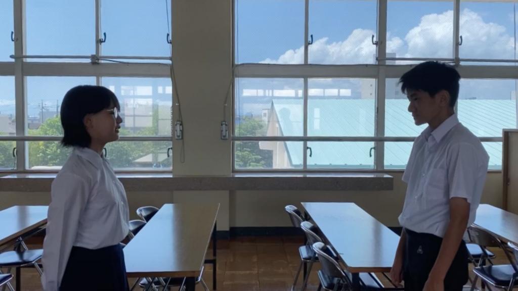 内山新大(中3) 『 LOVE&PEACE』* 中学3年になった海斗は始業式に京子という女性と出会って、、、、