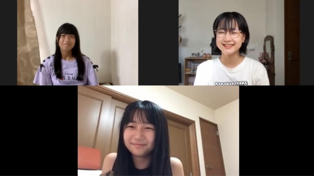 北澤芽依(中1)監督作品 『ペンダント』 お姉ちゃんが家を出て行ったことを引きずっていた四葉をもともと対立していた心奈と美桜が四葉を元気付けようとサプライズを計画する物語